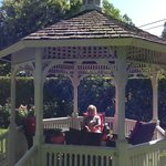 White House Inn Gazebo June 2014