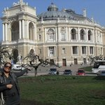 Odessa State Academical Opera and Ballet Theater Foto