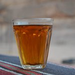 Bedouin Whiskey - the oversweet tea that you drink in gallons