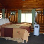 Φωτογραφία: Moose Creek Cabins and Inn