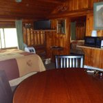 Foto de Moose Creek Cabins and Inn