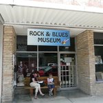 The Rock & Blues Museum Foto