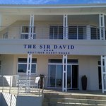 صورة فوتوغرافية لـ ‪The Sir David Boutique Guest House‬
