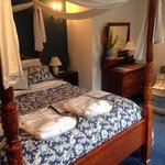 Bedroom 3 four poster