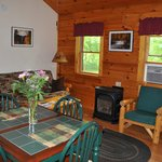 Foto de Finger Lakes Mill Creek Cabins