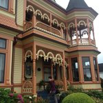 Foto The Gingerbread Mansion Inn