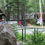 Foto de Bar Harbor Campground KOA