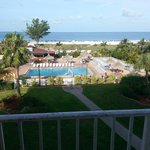Foto van Howard Johnson Resort Hotel - St. Pete Beach