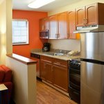 Guestroom Kitchen