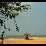 Photo de The Beach at Mandavi Palace