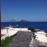 Stromboli from my room
