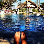 Photo de Nusa Dua Beach Hotel & Spa