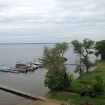 Beachfront Hotel Houghton Lake Michigan照片