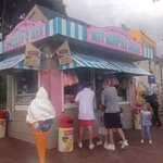 Ice Cream Donuts Candy Floss Drinks