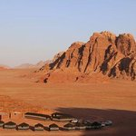 Wadi Rum Travel Campの写真