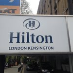 Foto van Hilton London Kensington