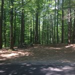 Foto van Moreau Lake State Park Campground