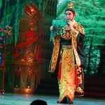 Fabulous Player of Pipes during Tang Dynasty Show