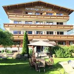 Foto de Chalet Hotel Hermitage Paccard