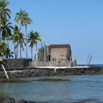 Pu'uhonua O Honaunau National Historical Park (Place of Refuge) Foto