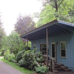Cabin 4 (1 bedroom) at Wayah Creek Cottages