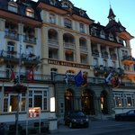Foto van Hotel Royal-St.Georges Interlaken - MGallery Collection