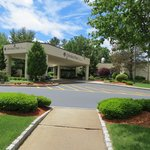 Doubletree Hotel Boston/Bedford Glen resmi