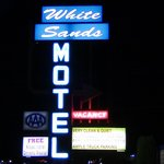 Foto van White Sands Motel