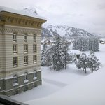 Photo de Maloja Palace Hotel