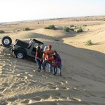 private sand dune: must visit