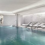 Guerlain Spa Indoor Pool