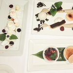 Reef offer the most exquisite range of desserts I have ever tried!!