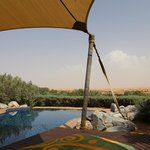 Photo de Al Maha Desert Resort