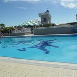 Roof top Swimming Pool and Bar area