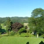 View from room called Esthwaite