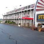 Fulton Steamboat Inn Foto