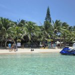 Foto van Bananarama Beach and Dive Resort