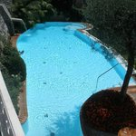 The Hotel Marincanto swimming pool and jacuzzi