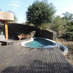 Foto Singita Boulders Lodge