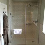 the amazing shower