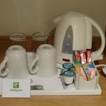 Room 236 - tea/coffee making facilities