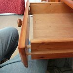 Broken Drawer in the Dressing Table