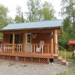Meandering Moose Lodging resmi