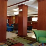 Foto van Fairfield Inn & Suites Marshall