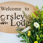 Horsley Lodge sign
