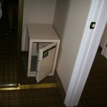 Personal Closet Safe in Suite