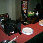 Breakfast Buffet Stations