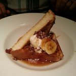 French Toast banana fosters
