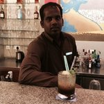 John Peter at Villa Shanthi makes the most delicious mojitos ever! The perfect combo of mint, le