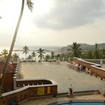 Sagara Beach Resort resmi